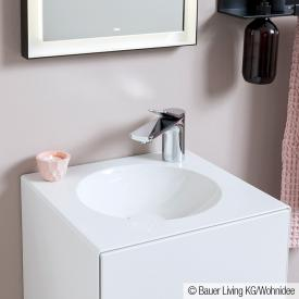 Dornbracht Lissé Waschtisch-Einhandbatterie ohne Ablaufgarnitur, chrom