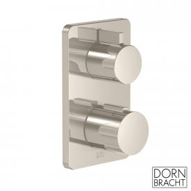 Dornbracht LULU UP-Thermostat mit Mengenregulierung platin matt