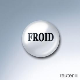Dornbracht Madison Porzellanplättchen FROID