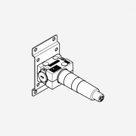 Dornbracht Unterputz-Wandbefestigung für Einhandbatterie