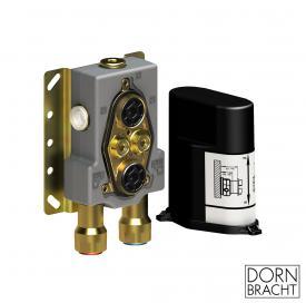 DOVB Unterputz-Thermostat Bausatz mit Vorabsperrung