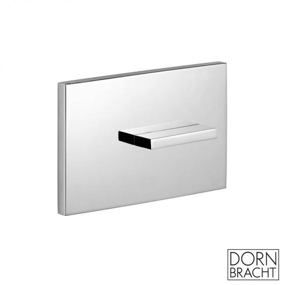 Dornbracht Design-Abdeckplatte für WC-UP-Spülkasten chrom