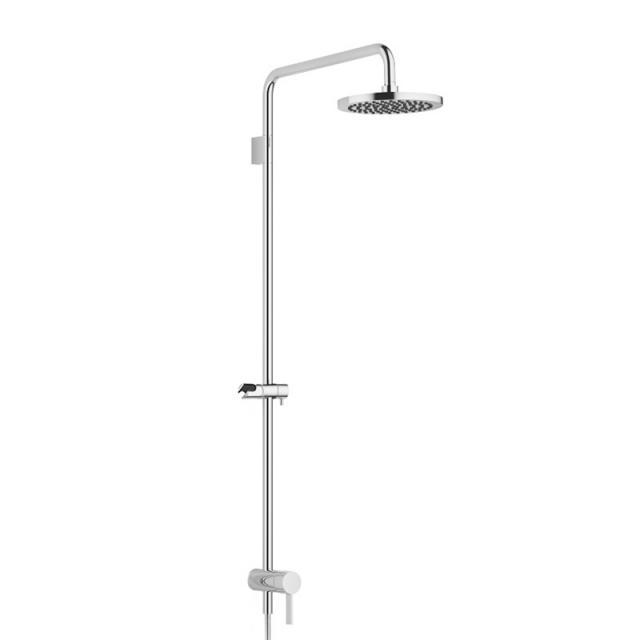 Dornbracht Duschsystem mit Brause-Einhandbatterie chrom