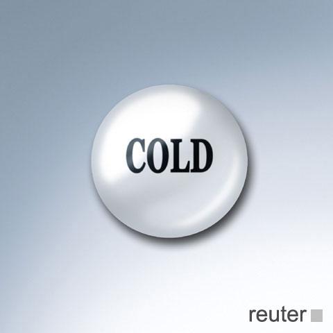 Dornbracht Madison Porzellanplättchen COLD