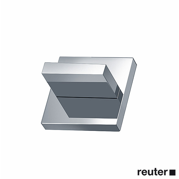 "Dornbracht MEM Seitenventil, rechtsschließend, 1/2"" chrom"