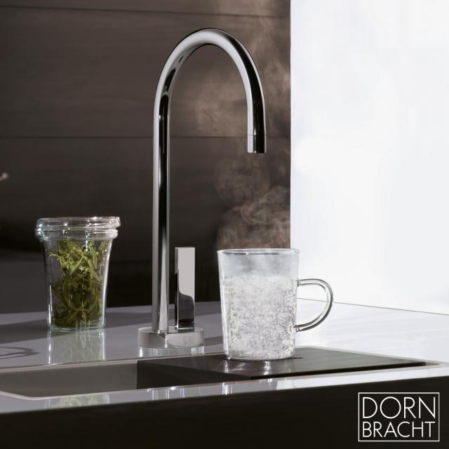 Dornbracht Tara Ultra Hot & Cold WATER DISPENSER Küchenarmatur chrom