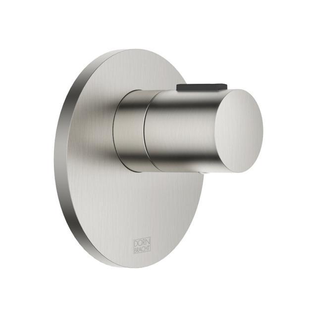 """Dornbracht xTOOL Unterputz-Thermostat ohne Mengenregulierung 1/2"""" platin matt"""