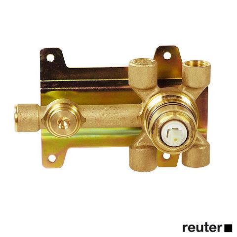 DOVB Waschtisch-Wand-Einhandbatterie Position Mischeinheit: rechts