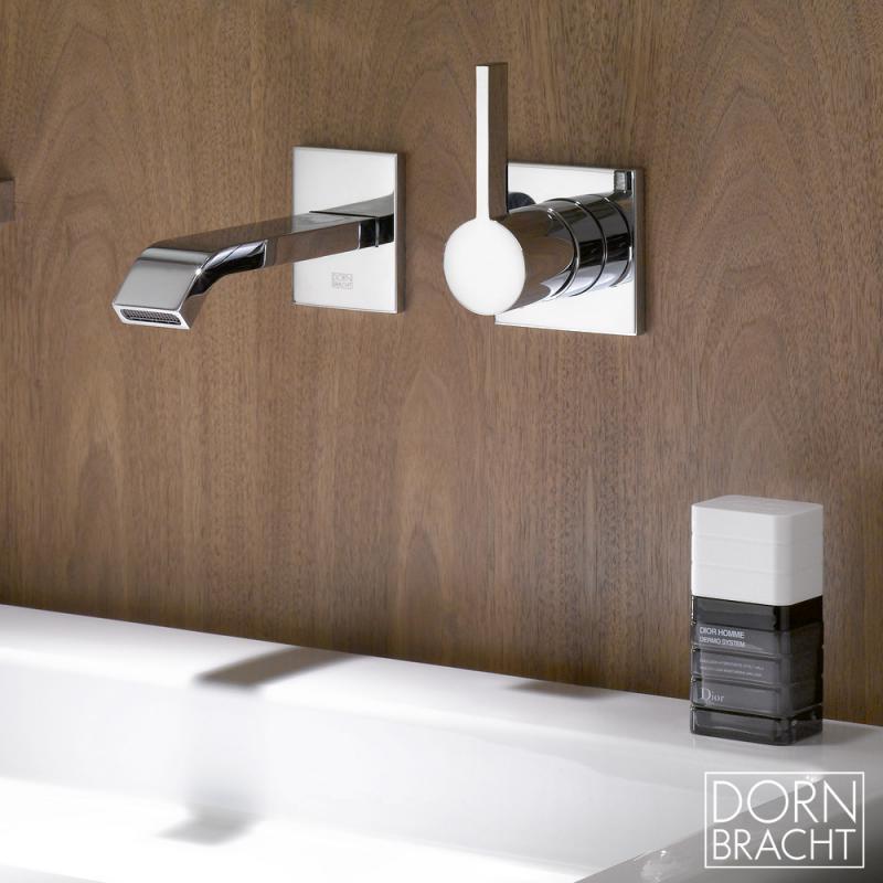 Armaturen waschbecken wand  Dornbracht IMO Waschtisch-Wand-Einhandbatterie Ausladung: 170 mm ...