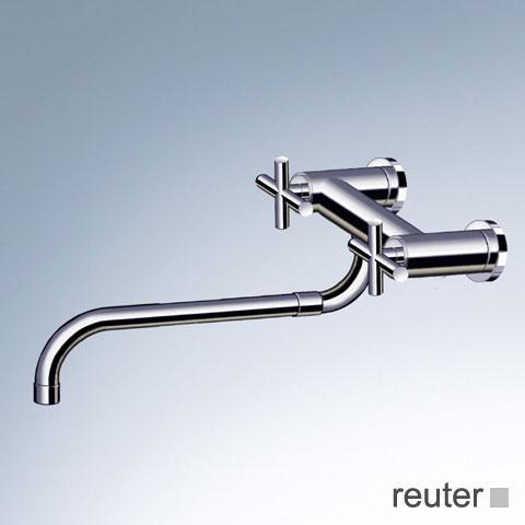 Dornbracht Küchenarmaturen bei REUTER   {Armaturen küche wandmontage 98}