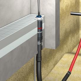 DOYMA Quadro-Secura E-BP Einsparten Hauseinführung OHNE KELLER Wasser/Strom AD 23 - 40 mm, L: 6 m