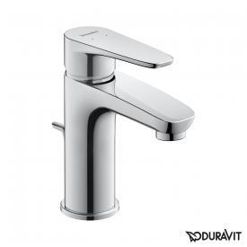 Duravit B.1 Einhebel-Waschtischmischer S mit Ablaufgarnitur