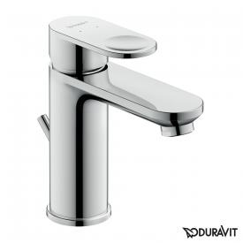 Duravit B.3 Einhebel-Waschtischmischer S mit Ablaufgarnitur