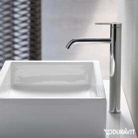 Duravit C.1 Einhebel-Waschtischmischer XL ohne Ablaufgarnitur