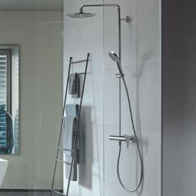 Duravit C.1 Shower-System mit Einhebel-Brausemischer chrom