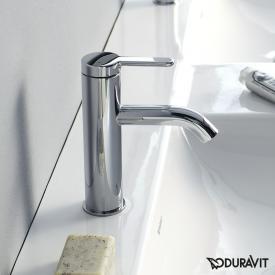 Duravit C.1 Einhebel-Waschtischmischer M chrom, ohne Ablaufgarnitur