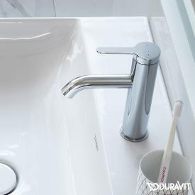 Duravit C.1 Einhebel-Waschtischmischer M ohne Ablaufgarnitur
