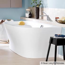 Duravit Cape Cod Vorwand-Badewanne mit Verkleidung