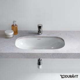 Duravit D-Code Unterbauwaschtisch