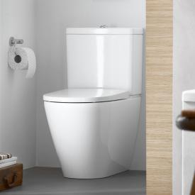 Duravit D-Neo Stand-Tiefspül-WC für Kombination, rimless weiß