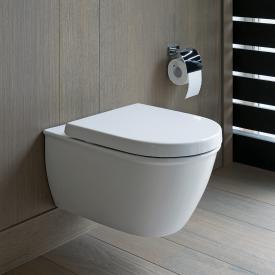 Duravit Darling New Wand-Tiefspül-WC weiß, mit WonderGliss
