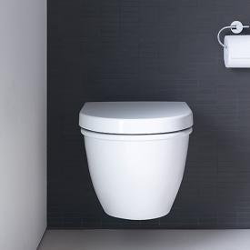 Duravit Darling New Wand-Tiefspül-WC, verlängerte Ausführung weiß, mit HygieneGlaze