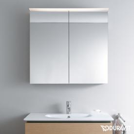 Duravit Delos Spiegelschrank mit LED Modul