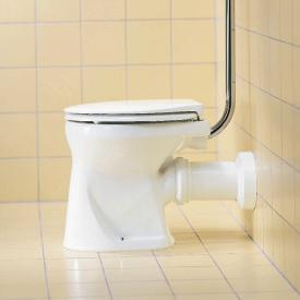 Duravit Duraplus Bambi Kinder-Stand-Flachspül-WC weiß