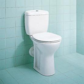 Duravit DuraVital Sudan Stand-Flachspül-WC weiß