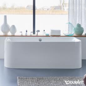 Duravit Happy D.2 Vorwand-Badewanne mit Verkleidung