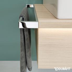 Duravit L-Cube Handtuchhalter