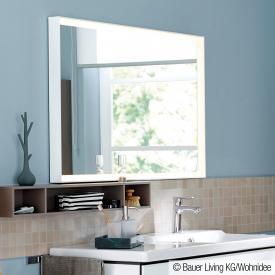 Duravit L-Cube Spiegel mit LED-Beleuchtung