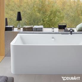Duravit P3 Comforts Eck-Badewanne mit Verkleidung