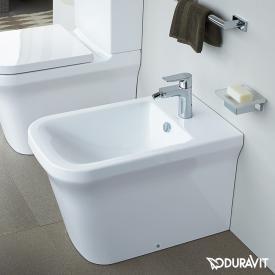 Duravit P3 Comforts Stand-Bidet back to wall weiß