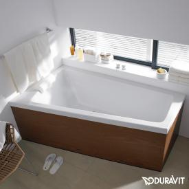 Duravit Paiova Eck-Badewanne, Einbauversion Eckeinbau links