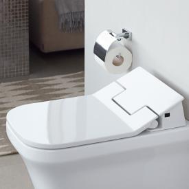 Duravit der NEUE SensoWash® Slim DuraStyle Dusch WC-Sitz mit Entkalkungsfunktion