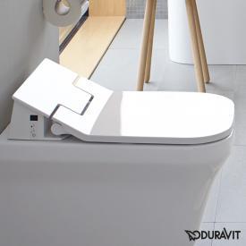 Duravit der NEUE SensoWash® Slim P3 Comforts Dusch WC-Sitz mit Entkalkungsfunktion