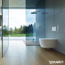 Duravit SensoWash® Starck f Plus Compact Dusch-WC