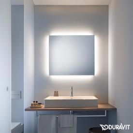 Duravit Spiegel mit indirekter LED-Beleuchtung Good-Version
