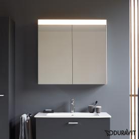 Duravit Spiegelschrank mit LED-Beleuchtung Better-Version