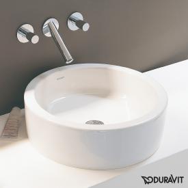 Duravit Starck 1 Aufsatzbecken weiß, ohne  Hahnloch