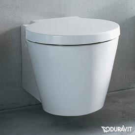Duravit Starck 1 Wand-Tiefspül-WC weiß mit WonderGliss