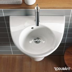 Duravit Starck 2 Handwaschbecken weiß, mit WonderGliss
