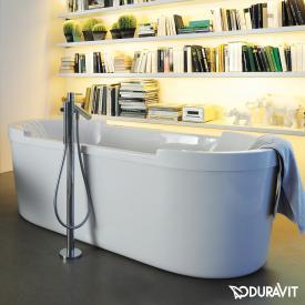 Duravit Starck Freistehende Oval-Badewanne