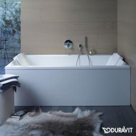 Duravit Starck Rechteck-Badewanne, Einbauversion oder Wannenverkleidung
