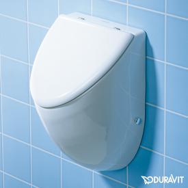 Duravit Fizz Urinal weiß mit WonderGliss Ausführung für Deckel