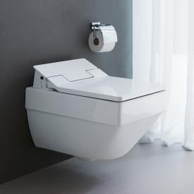 Duravit Vero Air Wand-Tiefspül-WC, rimless, mit WC-Sitz weiß