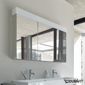 Duravit Vero Spiegelschrank mit LED-Beleuchtung 2 Steckdosen