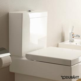 Duravit Vero Spülkasten für Aufsatzmontage weiß, für Anschluss unten links und Mitte