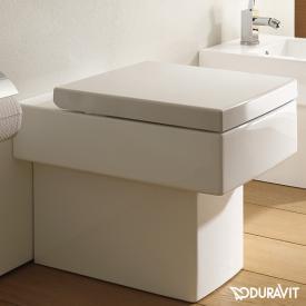 Duravit Vero Stand-Tiefspül-WC weiß, mit WonderGliss